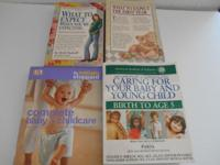 For Sale: 4 useful and actually wonderful publications
