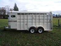1987 4 horse trailer. for more info call:  Location: