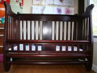 Delta Convertible Crib W Dresser For Sale In Hanford