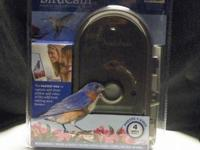 4 Mega Pixel Photo/Video Audubon Bird Cam Motion