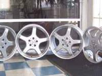 All four rims for $250.00. For more details contact