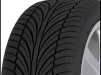 Four Michelin made Riken Raptor ZR Performance tires.