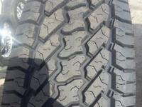 4 new  tires  mastercraft 10ply  265 75 16   $580 free