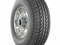 Set of 4 NEW tires  Mastercraft Courser STR(made by