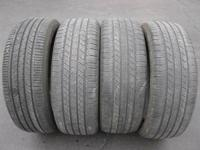 "THIS POSTING IS FOR FOUR USED 20"" TIRES  THEY ARE IN"