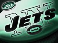 I am Selling 4 New York Jets vs Houston Texans Tickets