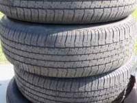 I'm selling 4 Bridgestone Insignia SE Tires Size
