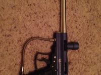4 paintball guns for sale, 280$ I have a Velocity