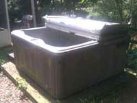 I have a 4 person hot tub. It is being sold as is. This