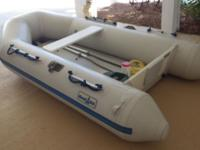 Made by Severn Boats LTD, 9.2 Model. 4 individual,