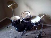 I have a 4 piece drum set that I bought for my autistic