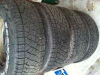 4 Pirelli Scorpion ATR raised white letter 235-75-15