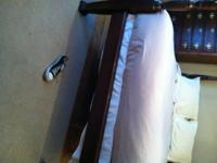 Selling this bed (mattress & box spring -- not