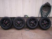 I have 4 Firebird rims with more recent tires. The