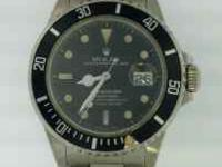 ROLEX WATCH Pictured below is just one of many Rolex