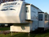 This is a 38' 2007 Jayco Designer series 4 periods self