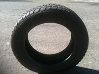 WINTERCAT snow tires with studs: 225x60x16 Less-chuave