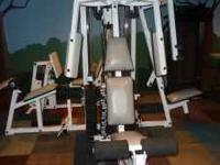 Pacific Fitness Catalina - 4 Stack Weight Machine Home
