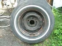 i have 4 wheels and tires that came off of an 1984