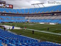 Steelers vs Panthers tickets 9/21 at Bank of America