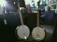 This is a BRAND NEW 4-String Tenor Banjo for simply