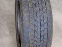 Set of 4 used Sumitomo HTR 50Z-R17 89W tires. Came off