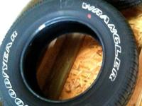 SET- of - 4 - >Tires   $165.00 a tire >>Like  NEW