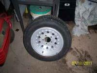 good tires and aluminum rims all go for 150$obo phone