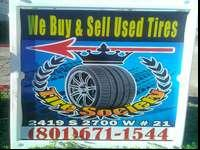 Iam selling a set of DOUGLAS XTRA TRAC tires, they are