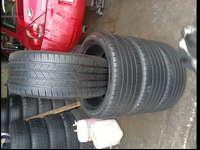 I am selling a set of GOODYEAR EAGLE tires, they are