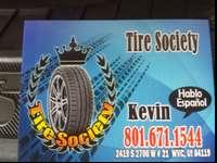 I am selling a set of GOODYEAR EFFICIENTGRIP tires,