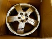 Make/Model/Year: Chevrolet HHR 2009-2011 Style: 5 Spoke