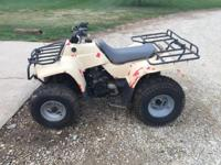 4 Wheeler For Sale along with several trailers and
