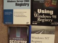 Windows Server 2003 Registry $ 10 551 Pages Windows NT