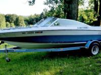 Bow rider, Freedom boat with OMC outdrive in perfect