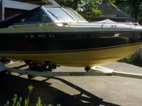 4 WINNS 1984 I/O Bow Rider 17 ft. Marquise 170 - 140 HP