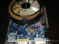 I have for sale an Asus 9600 GSO 384 MB. This is the