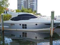 This is the nicest and lowest hour 2013 Azimut 40S on