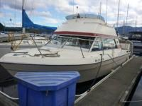 1981 40' Bayliner 4050 BODEGA, always boathouse kept,