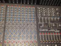 Our church was given a Carvin S/L 40 power mixer and we