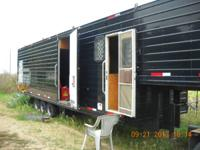 For Sale: 40' Enclosed trailer $7500 OBO   We are