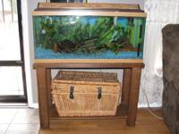 "This is a really a nice set-up. It measures 36"" long,"