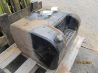 we have for sale a 40 gallon truck fuel tank..measures