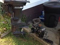 I have a 40 horse mercury outboard motor believe it's a