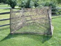 PORTABLE GROUND BLIND FOR SALE, WHICH YOU CAN SET UP