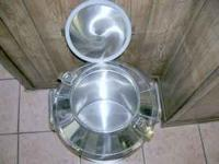 Gorgeous 40 Liter (10 Gallon) BRAND NEW Milk Can,
