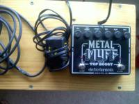 Hey guys. Trying to get rid of this awesome Metal Muff