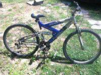 I have had the bike ever sence i was little. The Gears