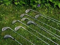 VINTAGE NORTHWESTERN GOLF CLUBS NORTHWESTER DYNA-TOUR