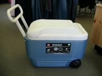 """Maxcold"" 5 Day Cooler Carry or Roll - 56 Can Capacity"